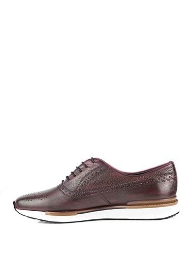 TWN Klasik Ayakkabı Bordo